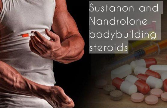 Sustanon and nandrolone