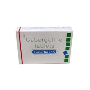 Buy Cabergoline (Cabaser) at UK Online Store | Caberlin 0.5 Online