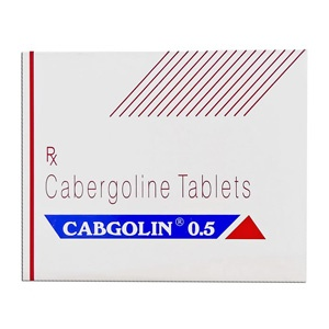 Buy Cabergoline (Cabaser) at UK Online Store | Cabgolin 0.25 Online