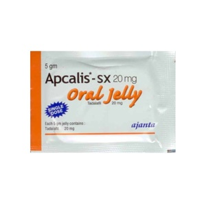 Buy Tadalafil at UK Online Store | Apcalis SX Oral Jelly Online