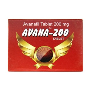Buy Avanafil at UK Online Store | Avana 200 Online