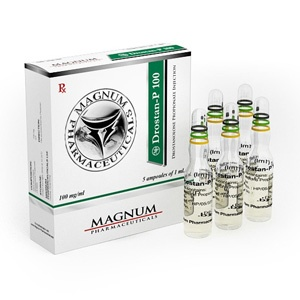 Buy Drostanolone Propionate (Masteron) at UK Online Store | Magnum Drostan-P 100 Online