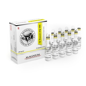 Buy Stanozolol injection (Winstrol depot) at UK Online Store | Magnum Stanol-AQ 100 Online