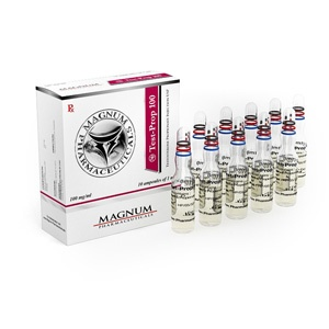 Buy Testosterone propionate at UK Online Store | Magnum Test-Prop 100 Online
