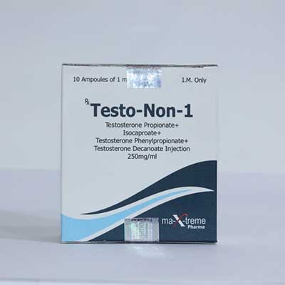 Buy Sustanon 250 (Testosterone mix) at UK Online Store | Testo-Non-1 Online