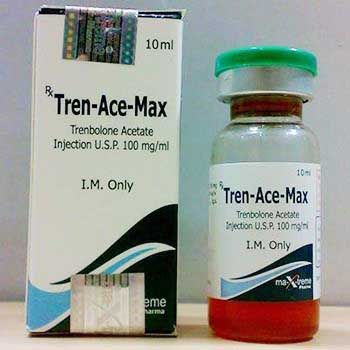 Buy Trenbolone acetate at UK Online Store | Tren-Ace-Max vial Online