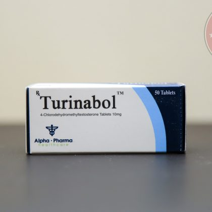Buy Turinabol (4-Chlorodehydromethyltestosterone) at UK Online Store | Turinabol 10 Online