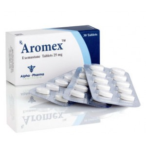 Buy Exemestane (Aromasin) at UK Online Store | Aromex Online