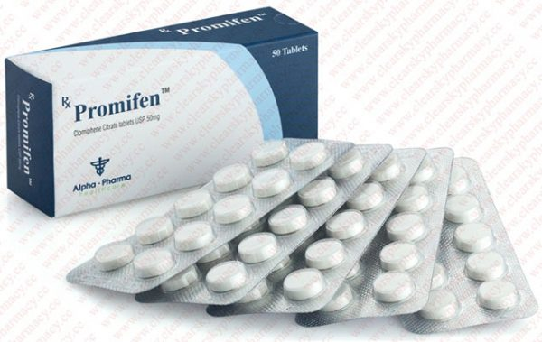 Buy Clomiphene citrate (Clomid) at UK Online Store | Promifen Online