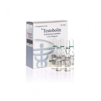Buy Testosterone enanthate at UK Online Store | Testobolin (ampoules) Online