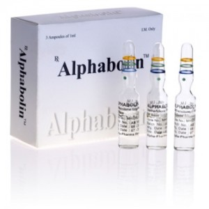 Buy Methenolone enanthate (Primobolan depot) at UK Online Store | Alphabolin Online
