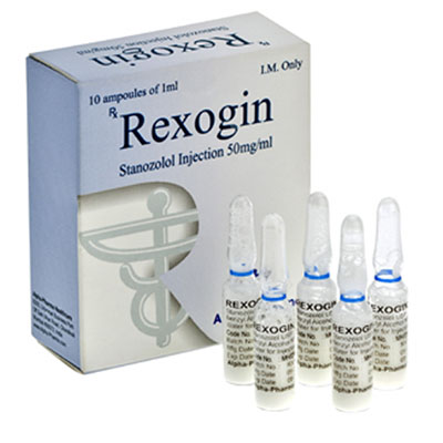 Buy Stanozolol injection (Winstrol depot) at UK Online Store | Rexogin Online