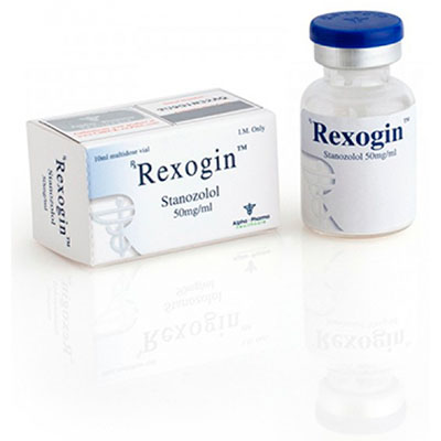 Buy Stanozolol injection (Winstrol depot) at UK Online Store | Rexogin (vial) Online