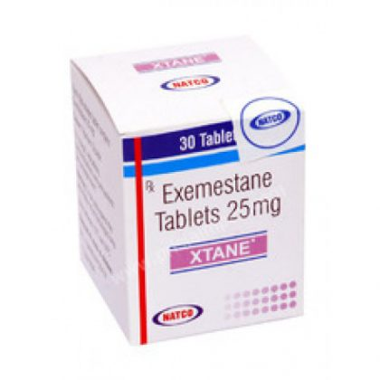 Buy Exemestane (Aromasin) at UK Online Store | Exemestane Online