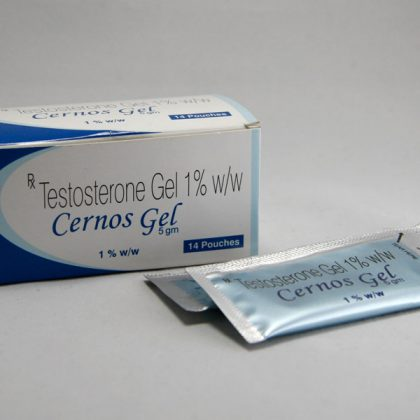 Buy Testosterone supplements at UK Online Store | Cernos Gel (Testogel) Online