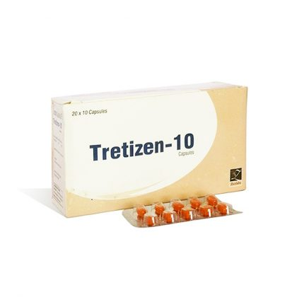 Buy Isotretinoin  (Accutane) at UK Online Store | Tretizen 10 Online