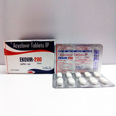 Buy Acyclovir (Zovirax) at UK Online Store | Ekovir Online