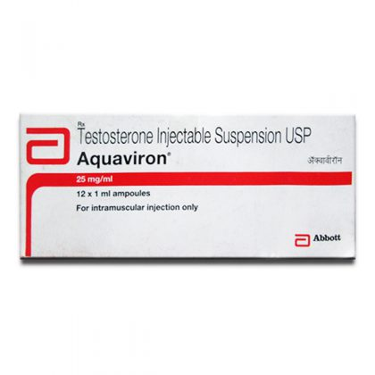 Buy Testosterone suspension at UK Online Store | Aquaviron Online