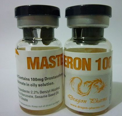 Buy Drostanolone propionate (Masteron) at UK Online Store | Masteron 100 Online