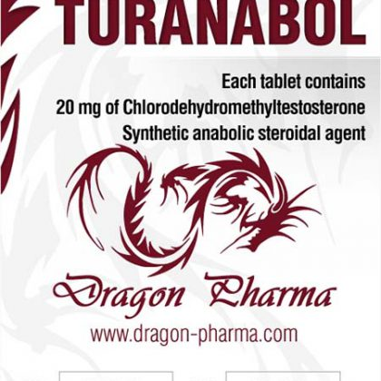 Buy Turinabol (4-Chlorodehydromethyltestosterone) at UK Online Store | Turanabol Online