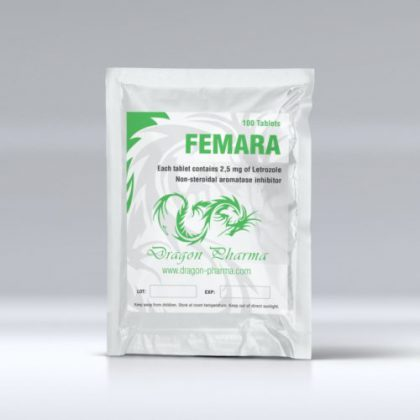 Buy Letrozole at UK Online Store | FEMARA 2.5 Online