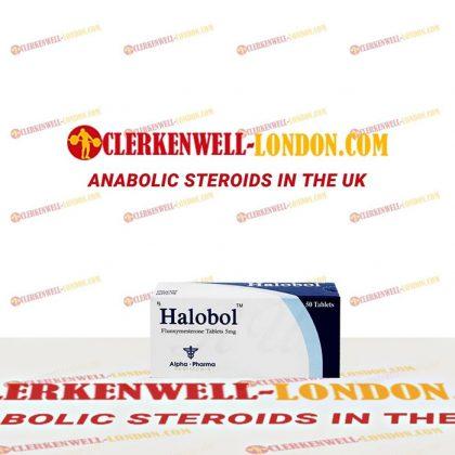 Halobol in UK