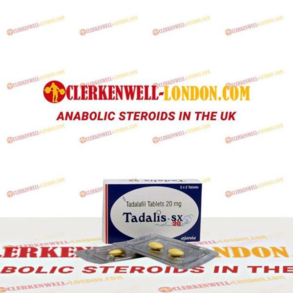 Tadalis SX 20 in UK