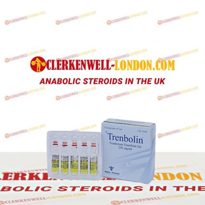 Trenbolin (ampoules) in UK