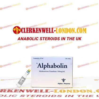 Alphabolin-100mg in UK