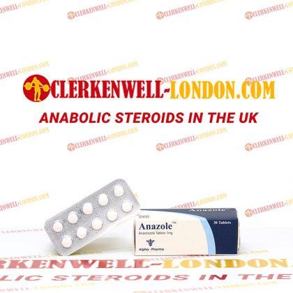 Anazole in UK