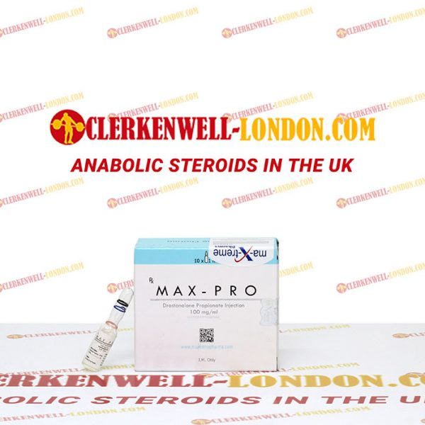 max-pro 100 mg in UK