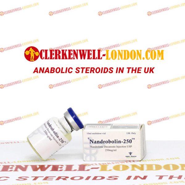 nandrobolin-250 10ml multidose vial in UK