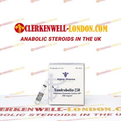 nandrobolin-250 mg in UK