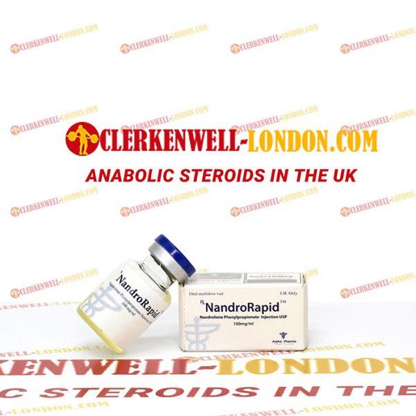 nandrorapid in UK