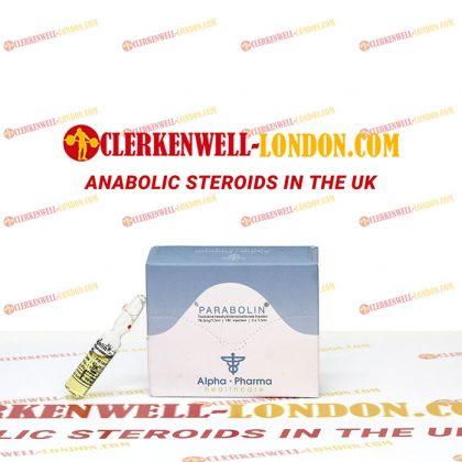 parabolin in UK