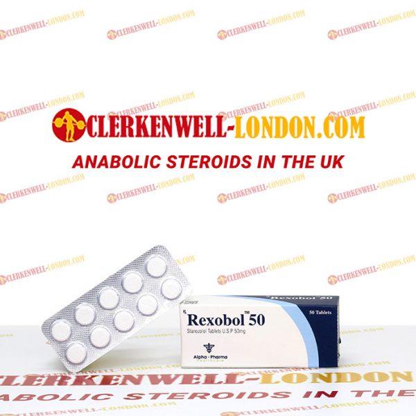 rexobol-50 mg in UK