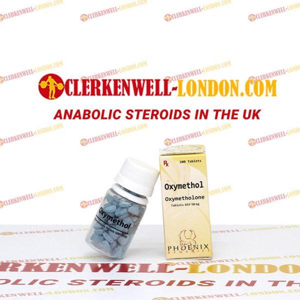 oxymethol in UK