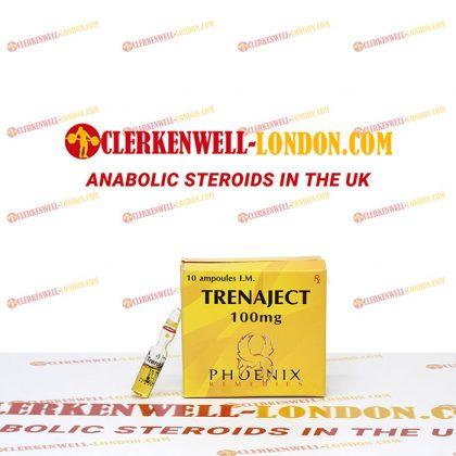 trenaject 100 mg in UK